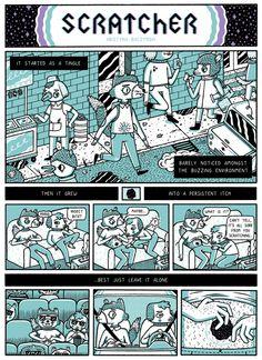 OFF Life #10 - Kristyna Baczynski | Illustration, Comics & Design