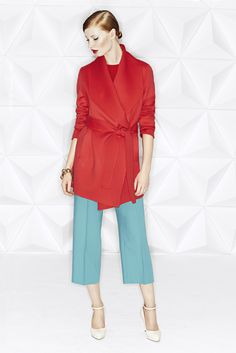 Escada Resort 2015 Fashion Show - Stephanie Hall