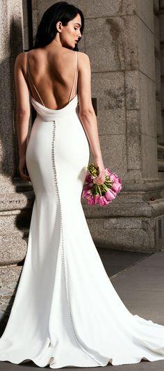 45a1fe8055 Tamora wedding dress by Kelly Faetanini Dream Wedding Dresses