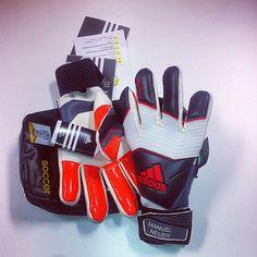 adidas Manuel Neuer Predator Zones Pro Soccer Goalkeeper Gloves...at SoccerPro.com!