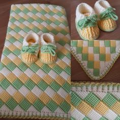 Tunisian crochet is a great technique to add to your skill set. Baby Afghan Crochet, Tunisian Crochet, Crochet Stitches, Free Crochet, Baby Knitting Patterns, Crochet Blanket Patterns, Crochet Baby Sandals, Crochet Decoration, Knitted Baby Blankets