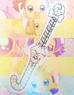 MAGICAL DOREME Magical Girl, Japanese, Anime, Art, Art Background, Japanese Language, Kunst, Cartoon Movies, Anime Music