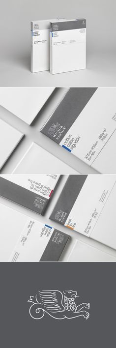 Winsor & Newton Canvases Prove That Less Is Sometimes More — The Dieline - Branding & Packaging Design