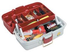 Plano® One-Tray Tackle Box -- Read more  at the image link.