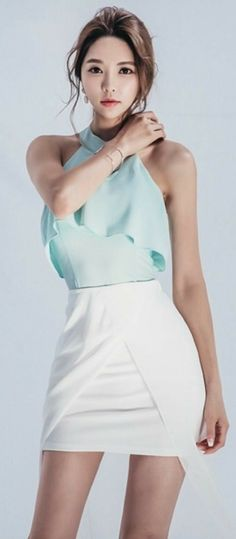 7c73b2cf0087 Korean Fashion Work, Work Fashion, Asian Fashion, Street Fashion, Shirt  Bluse,