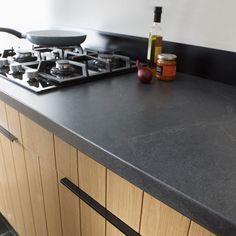 Evier encastrer malta fragranit lapeyre 199 evier pinterest malte et cuisine for Deco cuisine gris plan de travail ardoise