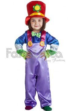 disfraces de payasos para niñas, disfraces baratos para niñas, halloween, carnaval - Tienda Esfantastica