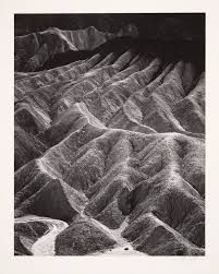 Resultado de imagen de ansel adams desert