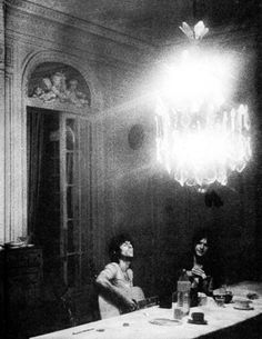 Keith Richards & Gram Parsons - My favorite photo of these two.