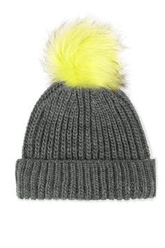 1dffa7f54fd Hats - Bags   Accessories. Topshop HatsYellow BeaniePom ...
