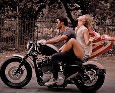 Motorcycle Couple Riding Motors 39 Ideas For 2019 Motorcycle Couple Pictures, Biker Couple, Motorcycle Travel, Motorcycle Outfit, Motorcycle Girls, Biker Boys, Biker Girl, Virago 535, Sportster Cafe Racer