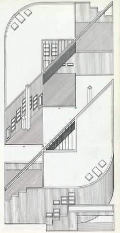 Stanley Tigerman. GA Houses. 6 1979: 45