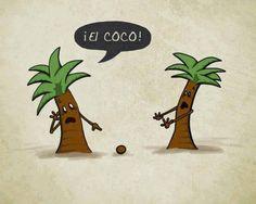 El coco! - Happy drawings :)