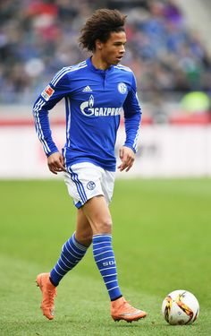 Leroy SanŽ Photos - Hannover 96 v FC Schalke 04 - Bundesliga Manchester  City 9edad0ea560d0