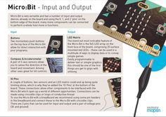 BBC Microbit Teardown - Page 3 of 3  - Micro:Bit Education Electronics Board Schematic - Input and Output - buttons, compass and accellerometer IO Pins LED matrix