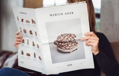 """Check out this @Behance project: """"Martin Auer Magazin - Publishing"""" https://www.behance.net/gallery/33444085/Martin-Auer-Magazin-Publishing"""