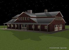 Event Barn - Party Barn - Wedding Barn Design