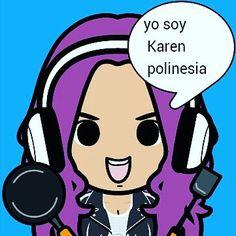 Karen polinesia