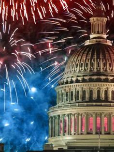 Best Fireworks Shows Displays at WomansDay.com - Firework Events - Woman's Day