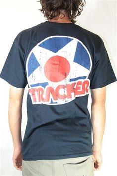 Tracker Worn T-Shirt $17