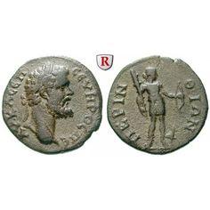 NEW  Römische Provinzialprägungen, Thrakien, Perinthos, Septimius Severus, Bronze, ss: Thrakien, Perinthos. Bronze 24 mm. Kopf r.… #coins