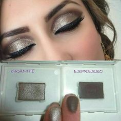 Mary Kay glamorous eye color