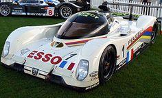 Peugeot 905 Evo 1 B - 3,5 l V 10 - Le Mans 1992