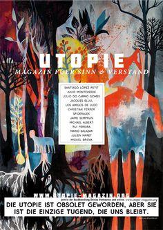 Elsa Klever Illustration — Utopie Editorial Design, Elsa, Illustration, Movie Posters, Art, Drawing S, Art Background, Film Poster, Kunst