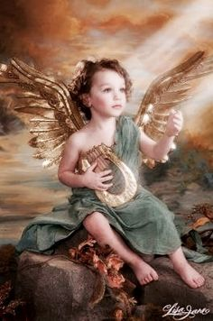 Children and Babies Lisa Jane Angel Images, Angel Pictures, Angel Wallpaper, Angel Drawing, Angel Prayers, Saint Esprit, I Believe In Angels, My Guardian Angel, Montage Photo
