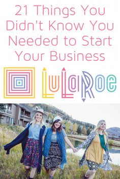 Things Needed to Start Your LuLaRoe Business