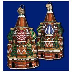 Rakuten.com:ClickToShop|Old Всемирного Рождество Василия Блаженного Собор Рождества Орнамент | Без рубрики