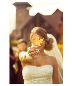 Real Fall Wedding Ideas