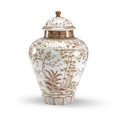 Nutmeg Floral Jar from Chelsea House (381752), $402.50  *** OSC***