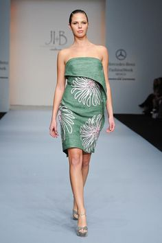 Jl+B @ Mercedes-Benz Fashion Week México Spring/Summer 2013