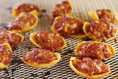 Nibble Me This: Stuffed Fritos - March Madness Food