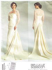 Vogue Bridal Patterns | Vogue wedding dress patterns