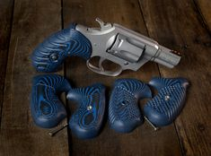 Outfit you Colt Cobra or King Cobra with a set of VZ Grips. M&p 9mm, Revolvers, Custom 1911 Grips, Custom Guns, Shotgun, Firearms, Hand Guns, Weapons, King Cobra