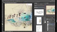 Add Texture to DigitalART Layouts