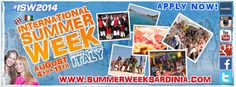 INTERNATIONAL SUMMER WEEK 2014 – CAGLIARI – 4-11 AGOSTO 2014