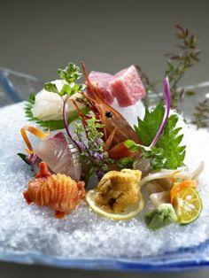 Best Assorted Sashimi 精選雜錦刺身... I want it.... Love It!!!