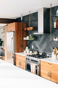 414 Best Natural Kitchens Images Kitchen Design Kitchen Remodel