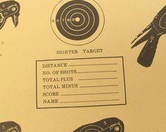 vintage duck target - Google Search