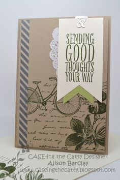 Gothdove Designs - Alison Barclay Stampin' Up! ® Australia