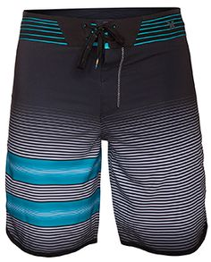 Shaded in with white and black. With 2 right blue strips. Bermudas Surf, Summer Wear, Summer Outfits, Look Fashion, Mens Fashion, Mens Sleepwear, Mens Boardshorts, Dress Codes, Beachwear