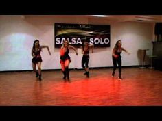 ASSC 2010 - 1st Place - Team Salsa Solo Category - SoulSeraS - YouTube
