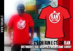 """progetto T-shirt """"RAN laic e digei"""""""
