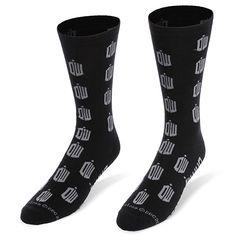 I Wear Doctor Who Knee Socks Now, Knee Socks Are Cool   Fashionably Geek