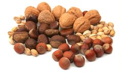 Nuts ruin perfectly good food!
