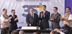 El gobernador señaló que de la mano del más moderno y equipado sistema público de nuestro país, Veracruz se incorpora a la nueva etapa de modernidad en telecomunicaciones y ahora se encuentra en igualdad de condiciones para competir con televisoras comerciales.