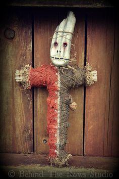 Medicine Man Voodoo Doll